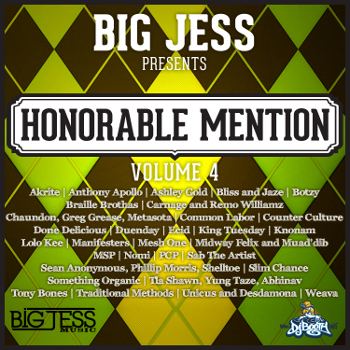 Big Jess Honorable Mention Vol IV